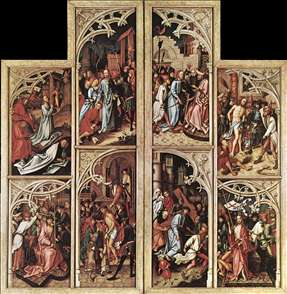 Wings of the Kaisheim Altarpiece