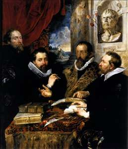 The Four Philosophers