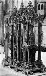 Shrine of St Sebald