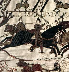 The Bayeux Tapestry: Bishop Odo