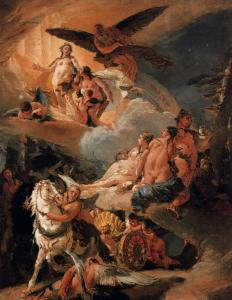 Phaethon and Apollo