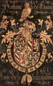 Coat-of-Arms of Anthony of Burgundy