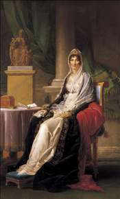 Portrait of Madame Mère