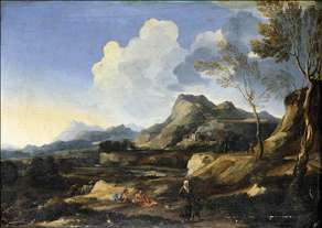 Italianate Landscape