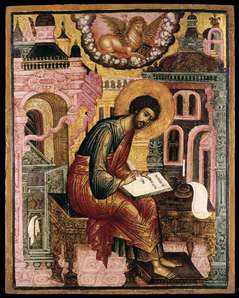St Luke the Apostle and Evangelist