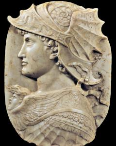 Ideal Portrait of Alexander the Great
