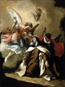 The Ecstasy of St Therese