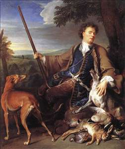 Self-Portrait as a Huntsman
