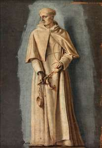 St John of Matha, Founder of the Order of the Trinitarians