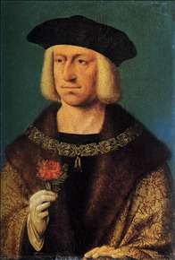 Portrait of Maximilian I