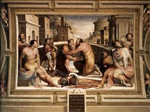 The Reconciliation of Marcus Emilius Lepidus and Fulvius Flaccus