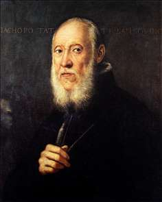 Portrait of Jacopo Sansovino
