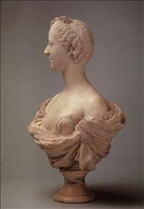 Bust of Madame de Pompadour