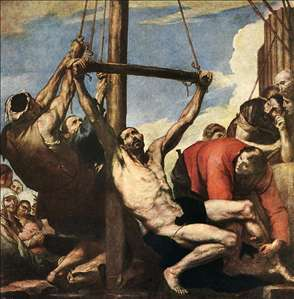 Martyrdom of St Philip