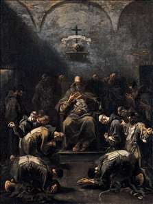 Prayer of the Penitent Monks