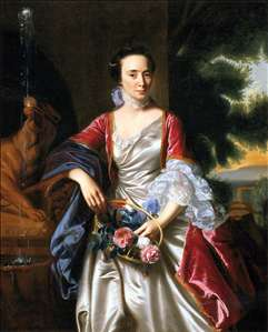 Portrait of Rebecca Boylston