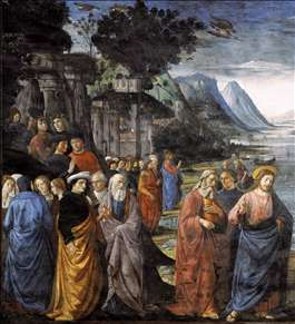 Calling of the Apostles