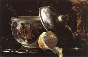 Still-Life with a Nautilus Cup