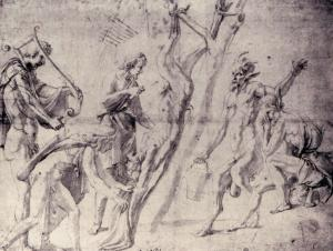Flaying of Marsyas