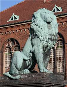 The The Isted Lion (Istedløven)