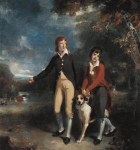 The Two Sons of the 1st Earl of Talbot
