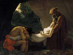 The Entombment of Atala