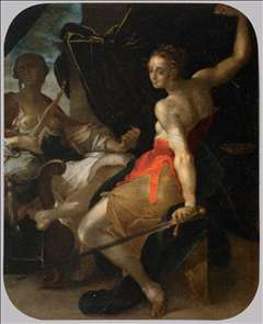 Allegory of Justice and Prudence