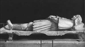 Effigy of Gaston de Foix