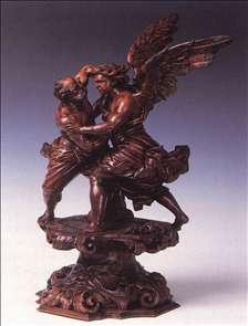 Jacob's Fight with the Angel