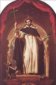 St Dominic of Guzman