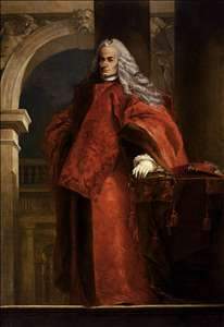 Portrait of Daniele IV Dolfin