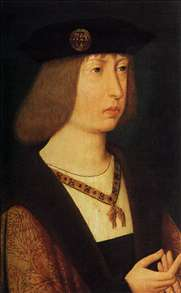 Portrait of Philip the Handsome