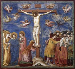 No. 35 Scenes from the Life of Christ: 19. Crucifixion