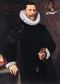 Portrait of Petrus Ricardus