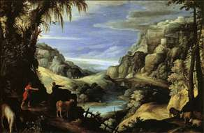 Landscape with Mercury and Argus