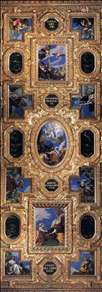 Ceiling paintings