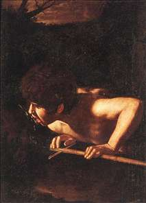 St John the Baptist at the Well