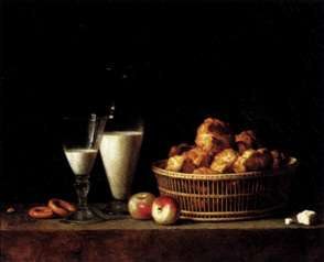 Still-Life with a Carafe of Barley Wine