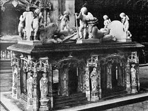 Tomb of Philibert le Beau of Savoy