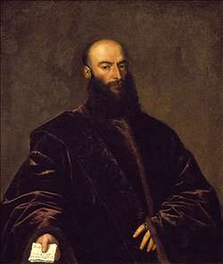 Portrait of Jacopo (Giacomo) Dolfin