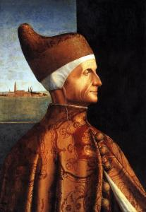 Portrait of the Doge Leonardo Loredan