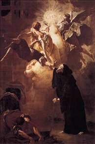 Miracle of San Francesco da Paola