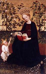 Madonna of the Strawberries