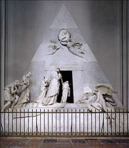 Tomb of Duchess Maria Christina of Saxony-Teschen