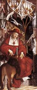 Altarpiece of the Church Fathers: St Jerome