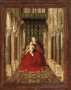 Small Triptych (central panel)