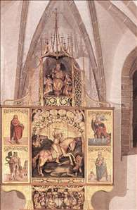 High Altar of St George
