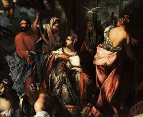 The Madonna Saves Venice from the Plague of 1630
