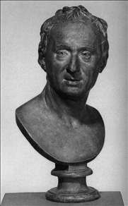 Bust of Diderot