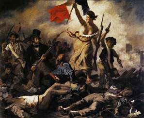 Liberty Leading the People (28th July 1830)